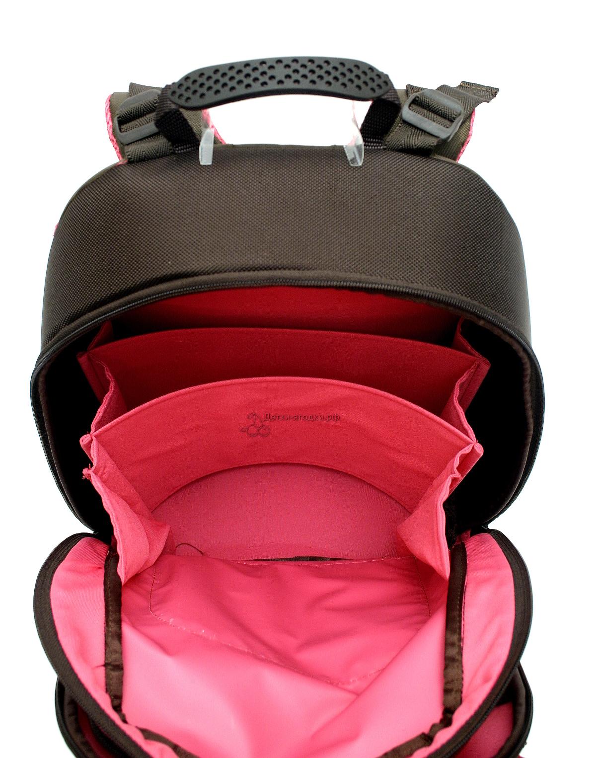 Школьный рюкзак Хамминберд T82 официальный, - фото 7