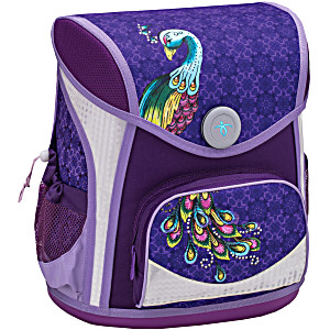 Школьный ранец Belmil COOL PACK Peacock с наполнением + фломастеры в подарок