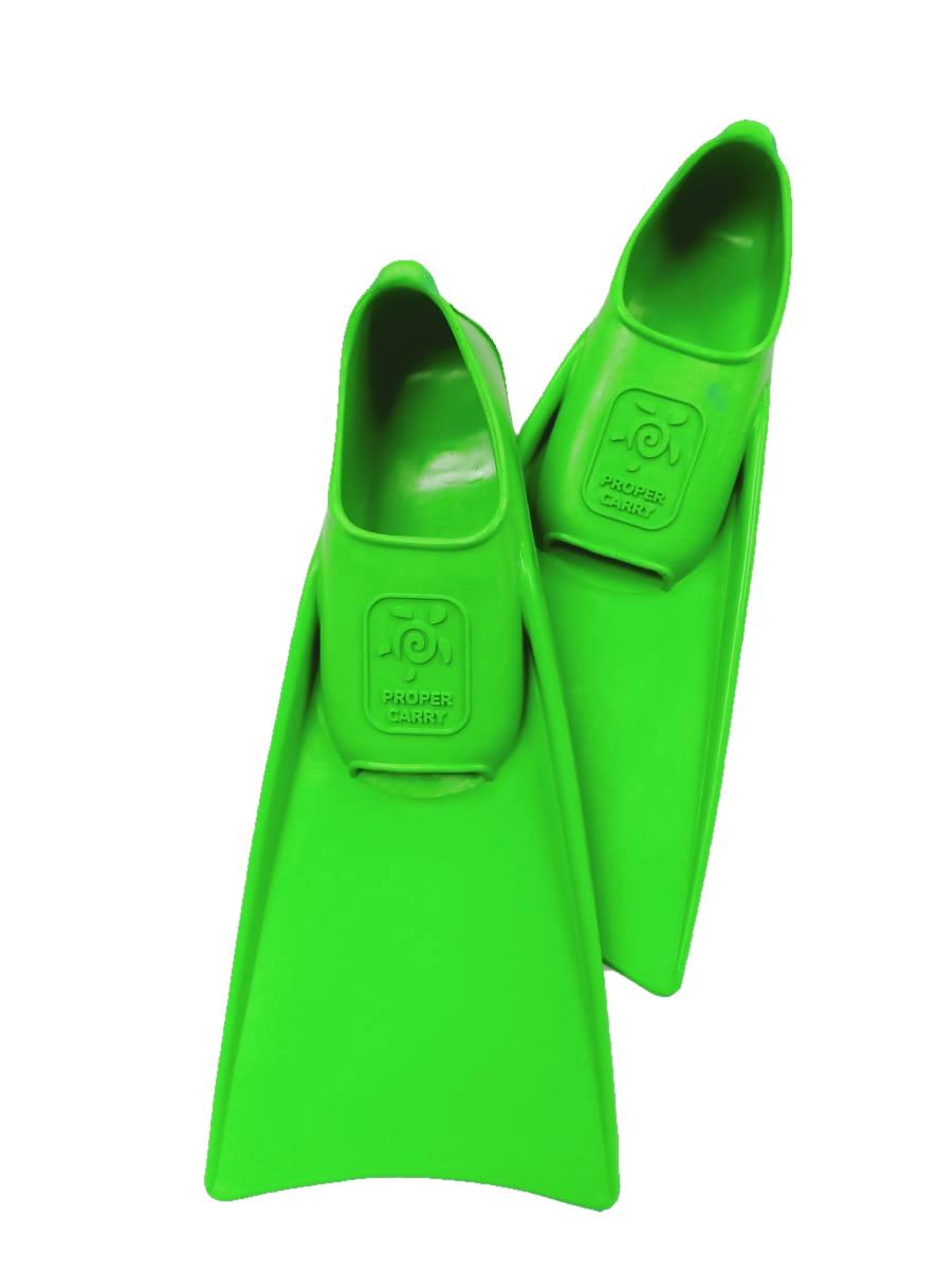 Грудничковые каучуковые ласты для бассейна ProperCarry маленькие размеры 21-22, 23-24, 25-26, 27-28, 29-30, 31-32, 31-32, 33-34, 35-36, - фото 11